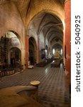 church's interior of san... | Shutterstock . vector #5040925