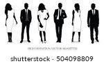 detailed collection of people...