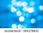 abstract bokeh background | Shutterstock . vector #504178831