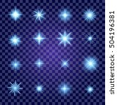 creative concept vector set of... | Shutterstock .eps vector #504196381