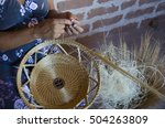 Golden Grass Basket. Tocantins...