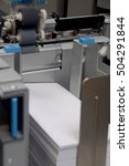 digital printing | Shutterstock . vector #504291844