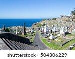 Waverley Cemetery In The Bondi...