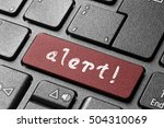 Small photo of Alert button/Alert button