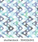 stylish seamless pattern in... | Shutterstock .eps vector #504326341