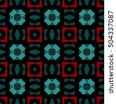 the endless texture.vector...   Shutterstock .eps vector #504337087