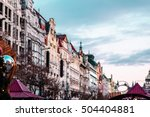 Photo Of Wenceslas Square At...
