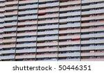 urban living - stock photo