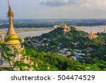 Sagaing Hill   Sagaing City ...