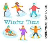 Kids Winter Activities....