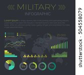 word infographic vector. color...   Shutterstock .eps vector #504558079