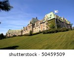 Old Big Manor Hotel Of Quebec...