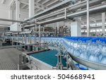 for the production of plastic... | Shutterstock . vector #504668941
