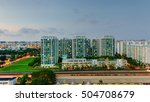 Panoramic Aerial View Eunos Hd...