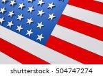 3d illustration of the american ... | Shutterstock . vector #504747274