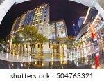 taipei  taiwan   october 15 ... | Shutterstock . vector #504763321