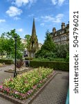 Queen Victoria Statue In The...