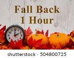 Daylight Savings Time Message ...