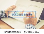 Small photo of SUCCESS STORY CONCEPT