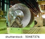 power generator turbine | Shutterstock . vector #50487376