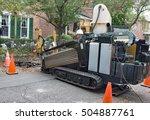 dayton  ohio  usa   october 25  ...   Shutterstock . vector #504887761