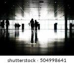 business people pedestrian | Shutterstock . vector #504998641