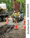 dayton  ohio  usa   october 25  ... | Shutterstock . vector #505052995