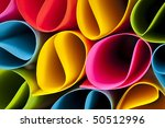 Colorful Abstract And Macro...