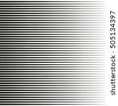horizontal lines. design... | Shutterstock .eps vector #505134397