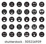 emojis | Shutterstock .eps vector #505216939