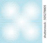 halftone background. vector... | Shutterstock .eps vector #505278805