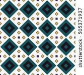 seamless illustrated pattern... | Shutterstock .eps vector #505371937