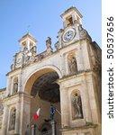 the sedile palace. matera.... | Shutterstock . vector #50537656