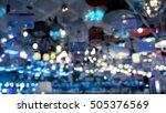 blurry colorful decorative... | Shutterstock . vector #505376569