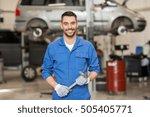 car service  repair ... | Shutterstock . vector #505405771
