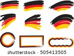 collection of vector flags and...