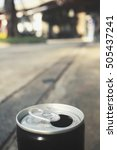 Small photo of Cola can