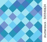 seamless checkered mosaic...   Shutterstock .eps vector #505540624