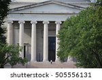 washington  dc   august 20 ... | Shutterstock . vector #505556131