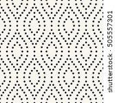 vector seamless pattern. modern ... | Shutterstock .eps vector #505557301