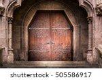 Old Reinforced Medieval Middle...