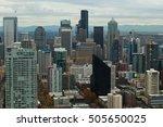 city scape    Shutterstock . vector #505650025