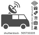 radio control car pictograph... | Shutterstock .eps vector #505733335