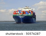 container ship | Shutterstock . vector #50576287