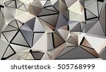 abstract pattern consisting of... | Shutterstock .eps vector #505768999