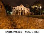 The Historic Alamo Mission In...