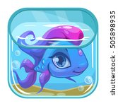 aquarium game app icon ...
