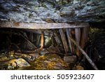Collapse In An Abandoned Mine ...