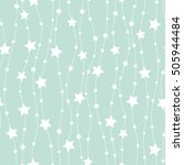 holiday background  seamless... | Shutterstock . vector #505944484