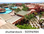tourist resort sharm el sheikh... | Shutterstock . vector #50596984